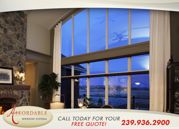 Replacement Picture Windows in and near Cape Coral Florida