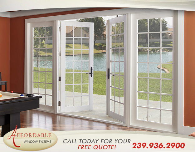 Replacement Energy Efficient Doors in and near Captiva Florida