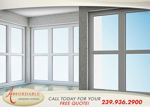 How Are Windows Different in and near Estero Florida