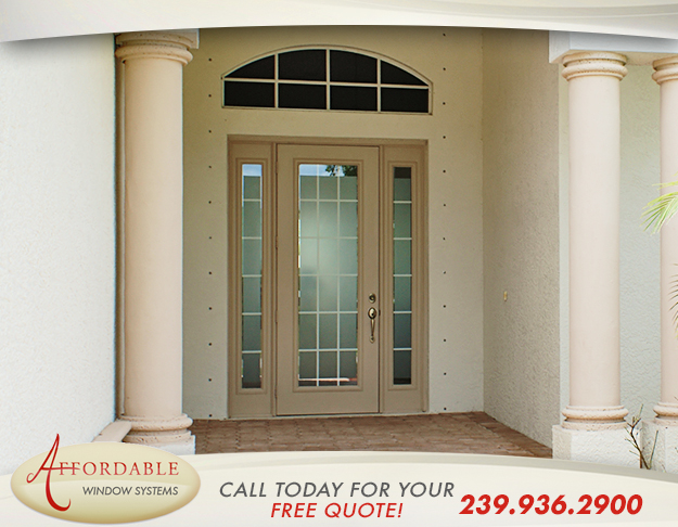 Home Door Replacement in and near Estero Florida