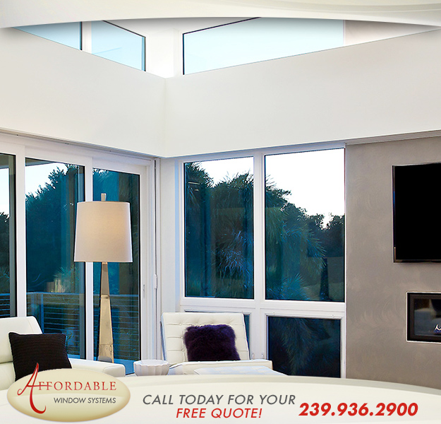 What Windows are Right for You in and near Estero Florida