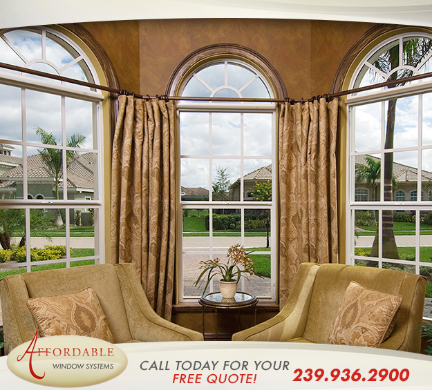 Impact Windows in and near Fort Myers Beach Florida