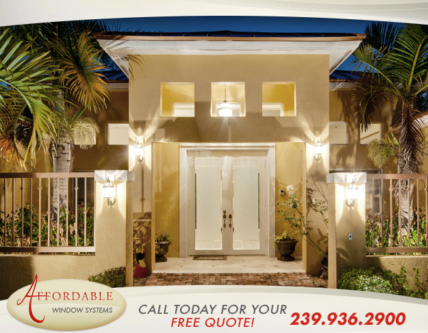 Impact Doors in and near Fort Myers Florida
