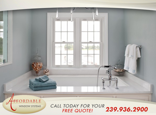Replacement Double Hung Windows in and near Lee County Florida