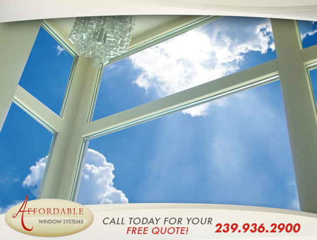 Replacement Vinyl Windows in and near North Naples Florida