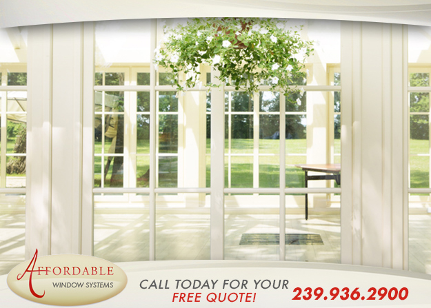 Why Replace Windows in and near Sanibel Florida