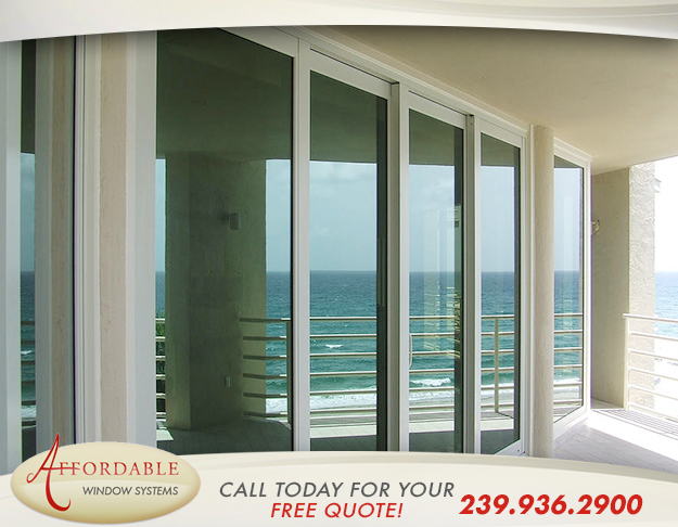 Replacement Impact Doors in and near South Naples Florida