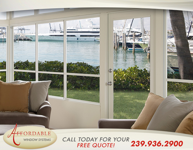 Non Impact Replacement Doors in and near South Naples Florida