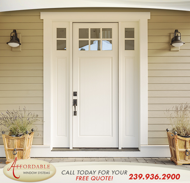 Replacement Impact Fiberglass Doors in and near SWFL